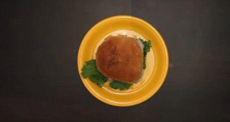 Spicy masala veggie burger