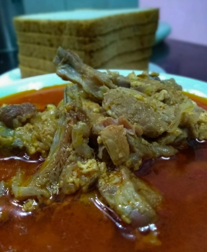 OCP Mutton Curry