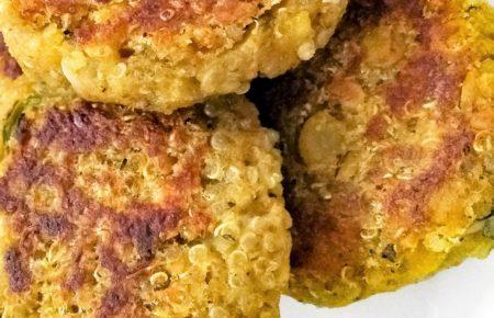 Quinoa Shaami Kebab