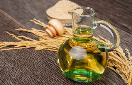 Benefits of Rice bran oil