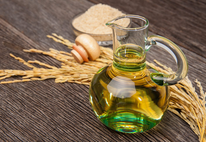 Benefits of Rice bran oil