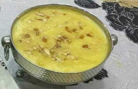 Rice Kalakand Recipe