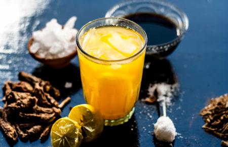 Nannari Juice