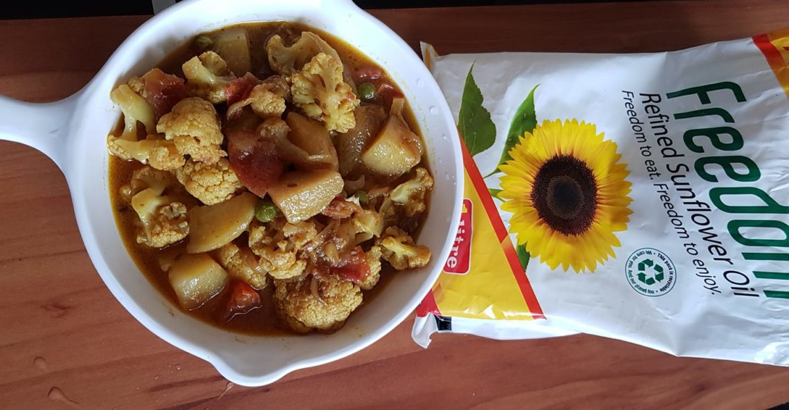 Aloo Gobi Curry Recipe