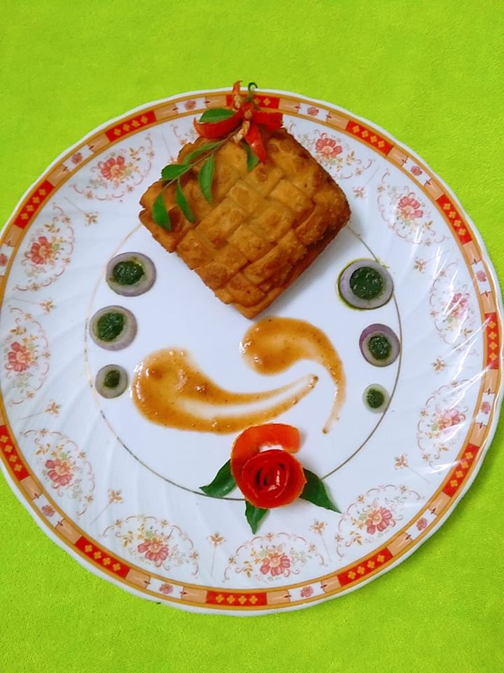 Chattai Samosa Recipe