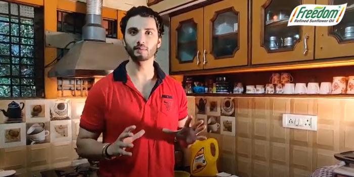 Paneer Masala Sandwich by Rohit